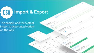 Photo of CSV Import & CSV Export v1.1.0 İndir