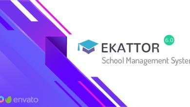Photo of Ekattor v6.0 – Okul Yönetim Script İndir