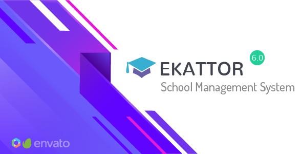 Ekattor v6.0 - Okul Yönetim Script İndir