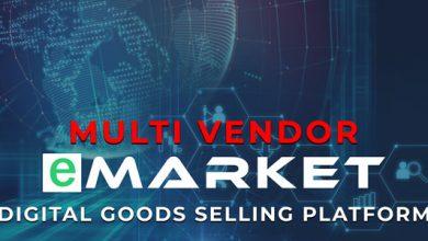 Photo of eMarket – Dijital Ürün Satış Script İndir