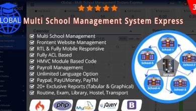 Global v3.0 - Okul Yönetim Script İndir