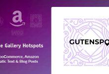 GutenSpot v1.0 - Gutenberg için Fotoğraf Galerisi Eklentisi İndir