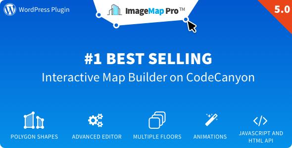 Image Map Pro v5.0 - jQuery SVG Harita Oluşturucu Script İndir
