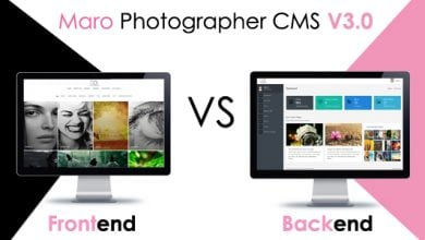 Photo of Maro Phpotographer CMS v2.2 İndir