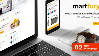 Photo of Martfury v1.5.8 – WooCommerce Market Teması İndir