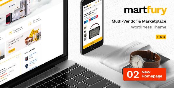 Martfury v1.5.8 - WooCommerce Market Teması İndir