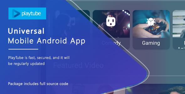 PlayTube v1.4.12 - Mobil Uygulaması İndir