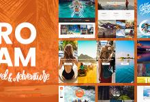 Roam v1.2 - WordPress Seyahat ve Turizm Teması İndir