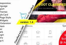 Voot Classified v1.4 - İlan Script İndir