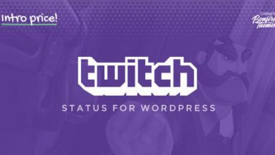 WordPress Twitch Status for WordPress v1.2 Eklentisi İndir