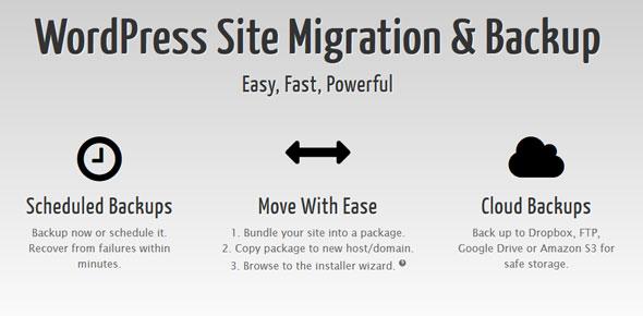 Duplicator Pro v3.8.1.1 - WordPress Yedekleme Eklentisi İndir