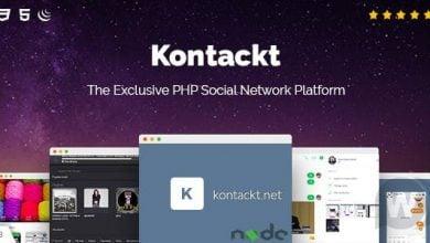 Photo of Kontackt v1.18 – PHP Sosyal Ağ Platformu Script İndir