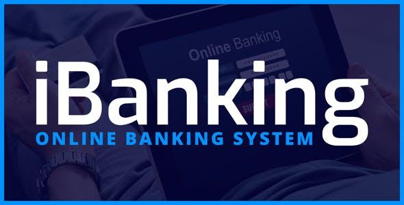 iBanking v1.0 - Online Bankacılık Script İndir