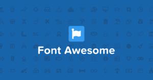 Font Awesome Pro v5.11.2 İndir