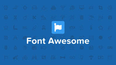 Photo of Font Awesome Pro v5.11.2 İndir