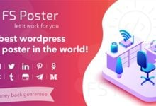 Photo of FS Poster v3.2.3 – WordPress Otomatik Poster ve Zamanlayıcı İndir