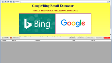 Photo of Google/Bing Email Extractor 4.2.0 + Patch İndir