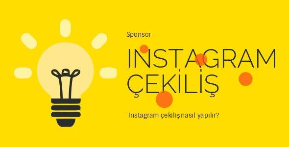 instagram çekiliş yap Instagram Cekilis Nasil Yapilir Scriptci Dayi