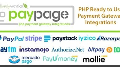 Photo of PayPage v1.3.0 – Hazır Ödeme Script İndir