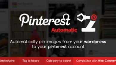 Photo of Pinterest Automatic Pin v4.14.1 Eklentisi İndir