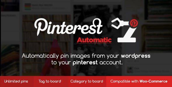 Pinterest Automatic Pin v4.14.1 Eklentisi İndir